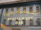 LE CAFE COLONIAL ( PRAGA – REPUBLICA CHECA )