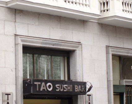RESTAURANTE SUSHI BAR (MADRID)