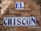 EL CHISCON DE PATONES DE ARRIBA (PATONES DE ARRIBA-M)