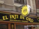 EL INTI DE ORO (MADRID)