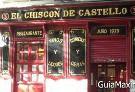 EL CHISCON DE CASTELLO -MENUS ( MADRID )