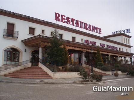 LOS ROSALES – MESON  (ATALAYA DEL CAÑAVATE-CUENCA)