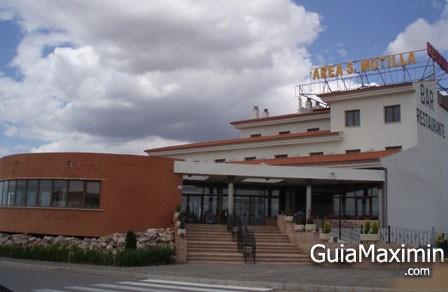 AREA SERVICIO MOTILLANA ( MOTILLA DEL PALANCAR – CU )