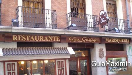 Restaurante casa gallega madrid - Restaurante solera gallega ...