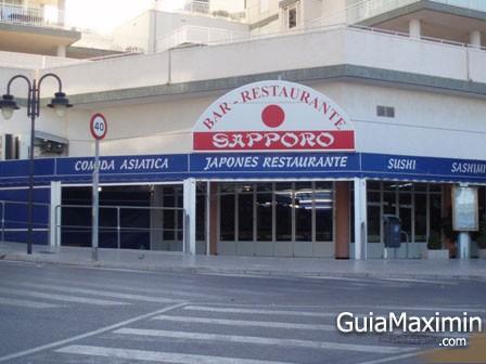 RESTAURANTE SAPPORO (CALPE-A)