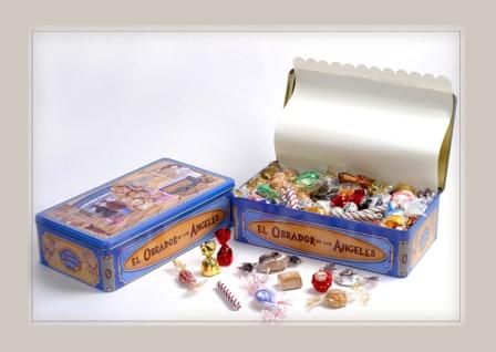 bombones y caramelos