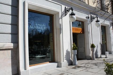 LA MAR DEL ALABARDERO (MADRID)
