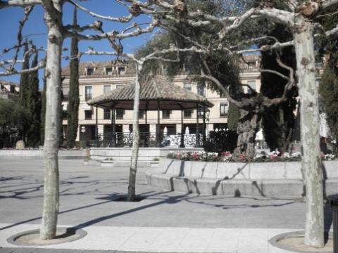 Plaza de España Las Rozas