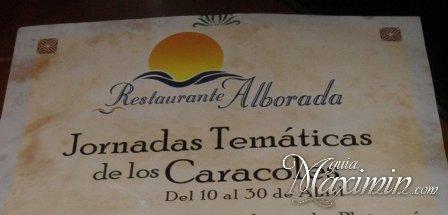 RESTAURANTE ALBORADA (ARROYO DE LA MIEL – MA)