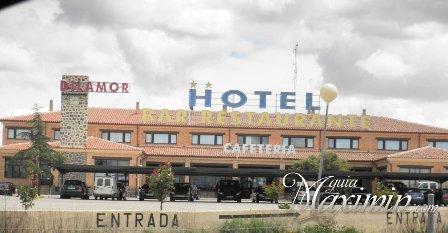 RESTAURANTE-HOTEL DILAMOR (TEBAR-CU)