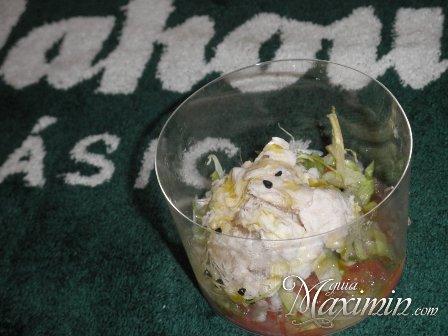 ensalada de escabeche