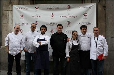 grupo cocineros