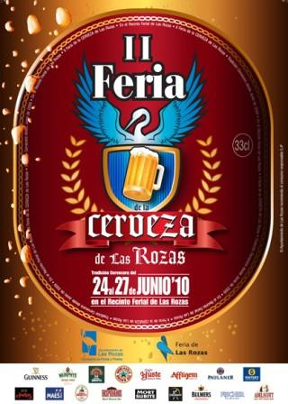 II Feria de la cerveza Las Rozas