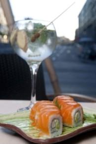 maki de salmon