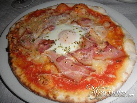 pizza mamma leone