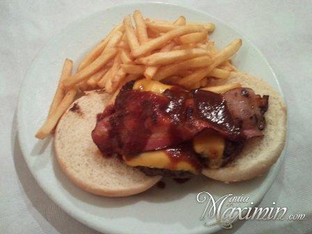 queso y bacon
