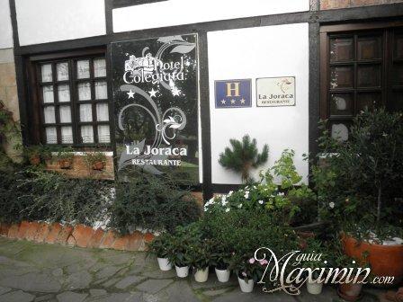 HOTEL COLEGIATA – DESAYUNO (SANTILLANA DEL MAR-CANTABRIA)