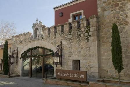 Palacio de la Misión
