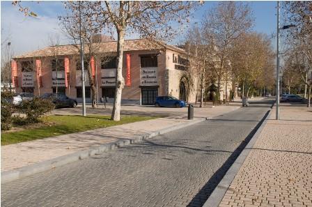 PASEO DE LA GASTRONOMIA (MADRID)