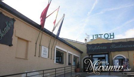 HOTEL RESTAURANTE AVIS (ALCOLEA DEL PINAR-GU)