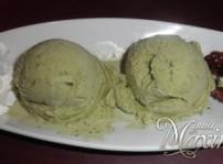 helado de te verde
