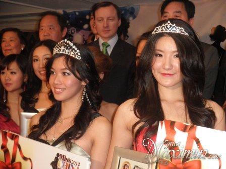 elisa Zheng y Yao-Yao