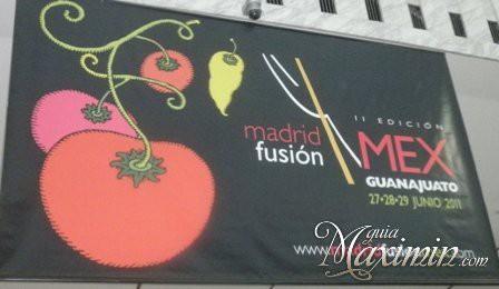MADRID FUSION 2011 – FUSIONMEX (MADRID)