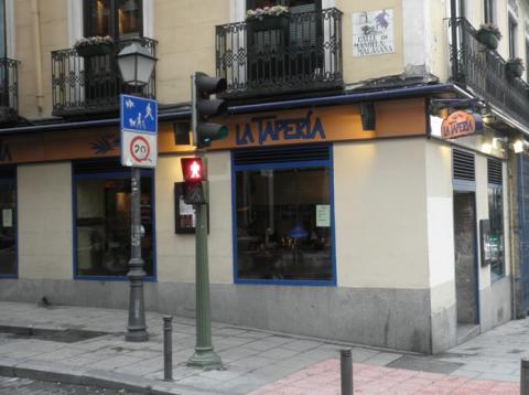 LA TAPERIA (MADRID)