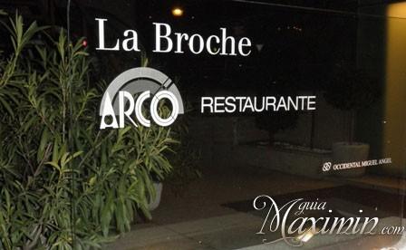 TAPAS CON ESTRELLA MICHELIN – LA BROCHE (MADRID)