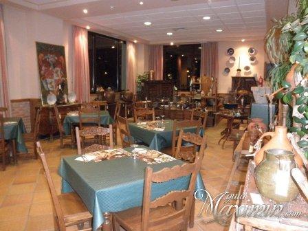 HOTEL EL ARAL – HOTEL LA CADIERA (ARIZA-Z)