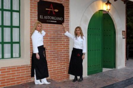 EL ASTORGANO, AUTENTICA GASTRONOMIA MARAGATA (MADRID)