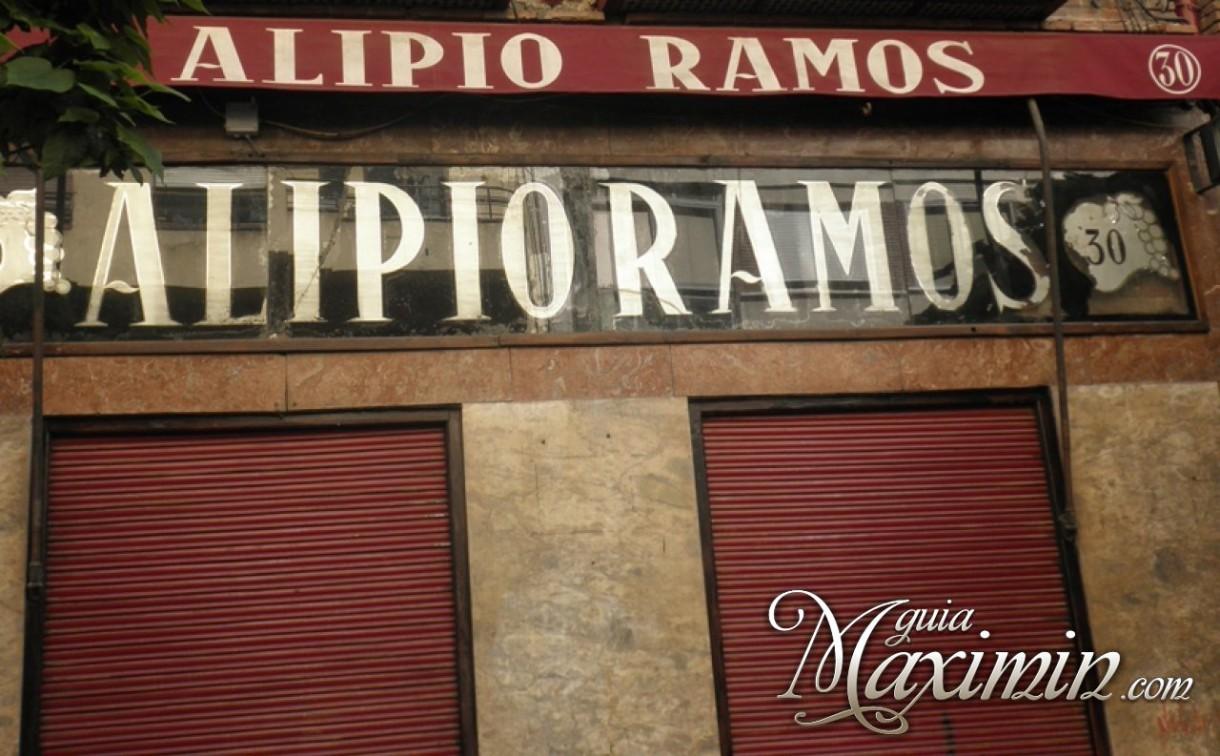 TABERNA ALIPIO RAMOS (MADRID)