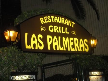 LAS PALMERAS – RESTAURANTE GRILL (CAMBRILS-T)