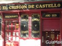 Chiscón de castelló