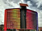 Premio al Restaurante Lágrimas Negras – Hotel Silken (Madrid)
