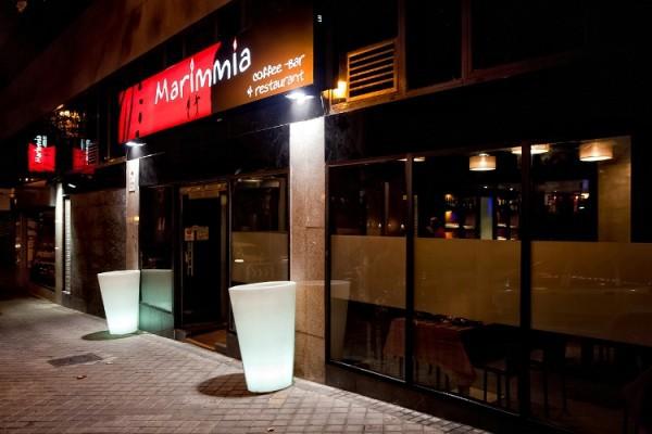Espacio Marimmia – Show cooking (Madrid)
