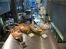 Flota Menú del maestro restaurante Summa de fondo mb