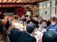 Cena El Doncel, sábado 21 de enero