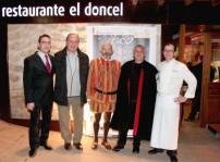 Paco Torreblanca homenajeado San Vicente Gastronómico