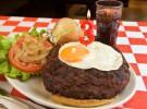 1Hamburguesa Harlem tercer aniversario New York Burger
