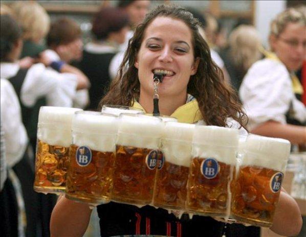 Oktoberfest – Fiesta de la cerveza en Munich