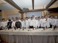 Cocineros participantes en el VI Homenaje al Arroz mb