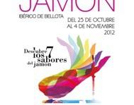 CARTEL FERIA DEL JAMÓN 2012