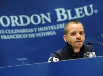 David Muñoz, padrino de la quinta promoción de LCB Madrid001