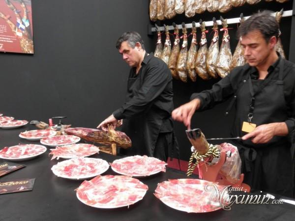 Feria del Jamón Ibérico de bellota 2012 (Madrid)