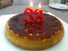 Cumpleaños feliz, cumpleaños feliz …