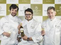 Alfonso Figueroa, Carlos Moreno y Segundo Alonso