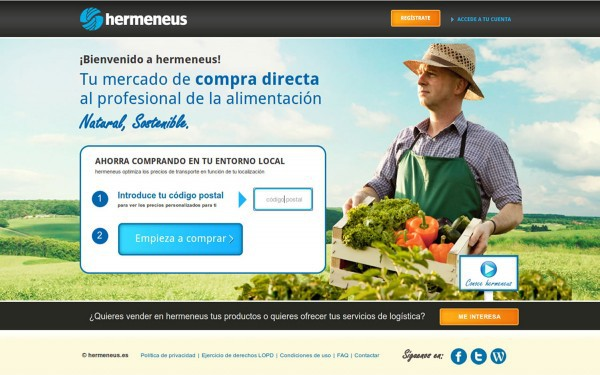 Hermeneus, el campo en casa