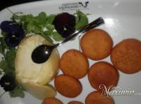 arepita con queso