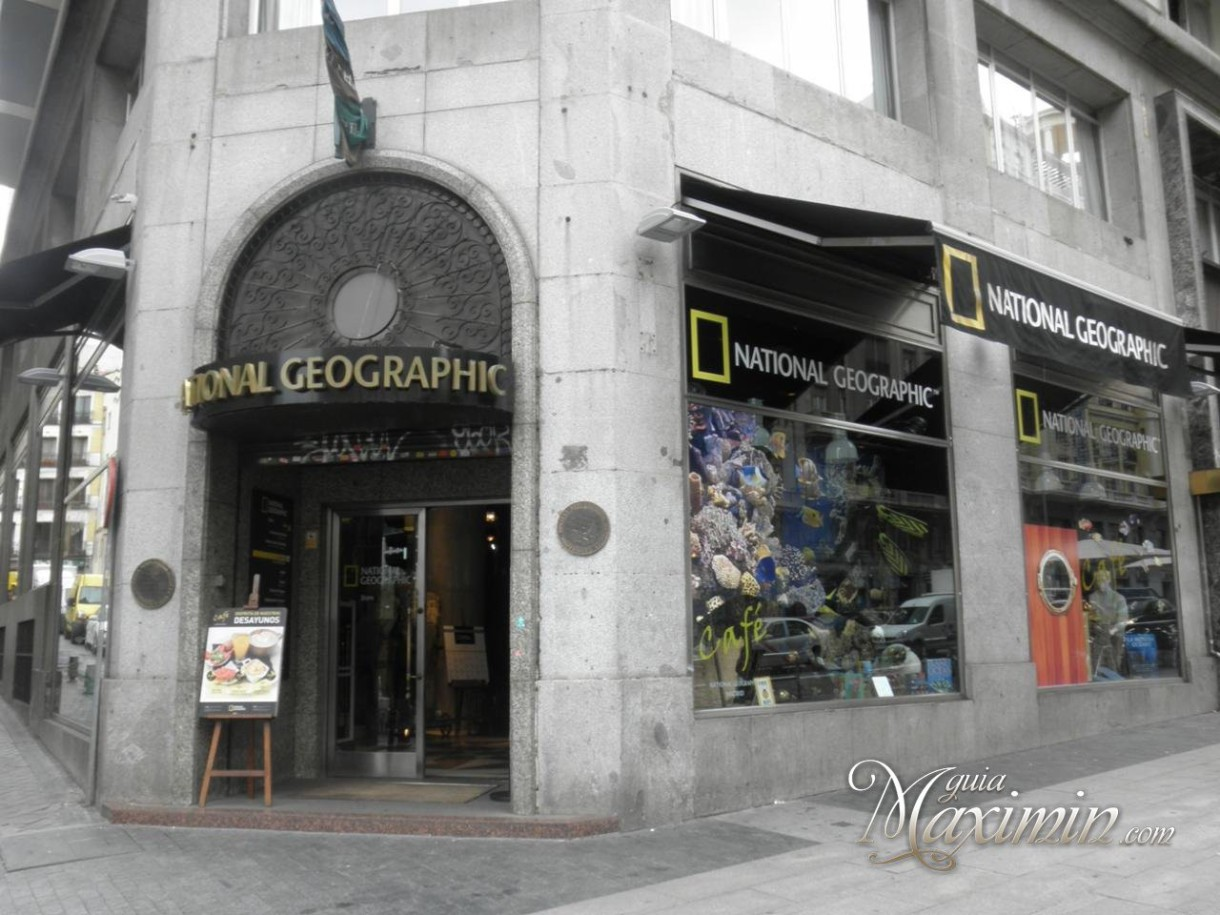 GEOGRAPHIC CLUB (MADRID)